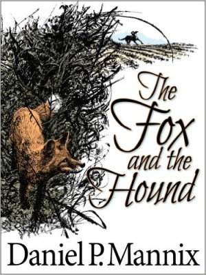 The Fox and the Hound Book Cover
